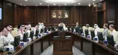 المجلس العلمي بجامعة الأمير سطام بن عبدالعزيز يعقد جلسته السادسة للعام الجامعي ١٤٤١هـ