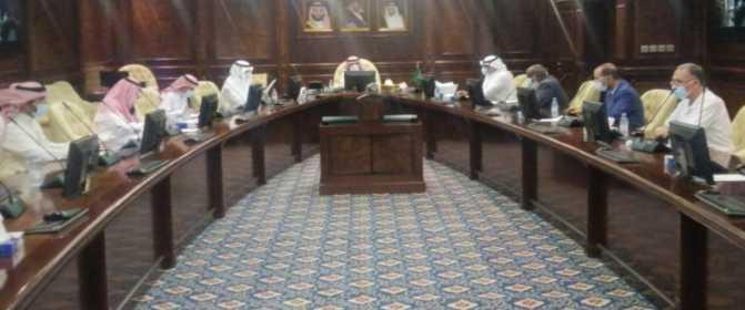 المجلس العلمي بجامعة الأمير سطام بن عبدالعزيز يعقد جلسته الأولى للعام الجامعي 1442هـ