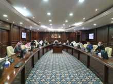 الجلسة السابعة للمجلس -  للعام الجامعي 1442هـ