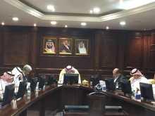 المجلس العلمي بجامعة سطام بن عبدالعزيز يعقد جلسته العاشرة للعام الجامعي 1438-1439هـ