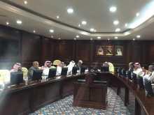 المجلس العلمي بجامعة سطام بن عبدالعزيز يعقد جلسته الحادية عشر للعام الجامعي 1438-1439هـ