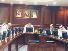 المجلس العلمي بجامعة الأمير سطام بن عبدالعزيز يعقد جلسته العاشرة للعام الجامعي 1439-1440هـ