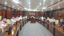 المجلس العلمي بجامعة الأمير سطام بن عبدالعزيز يعقد جلسته العاشرة والأخيرة للعام الجامعي 1442هـ